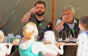 bier en appelap festival area themagebied natuur