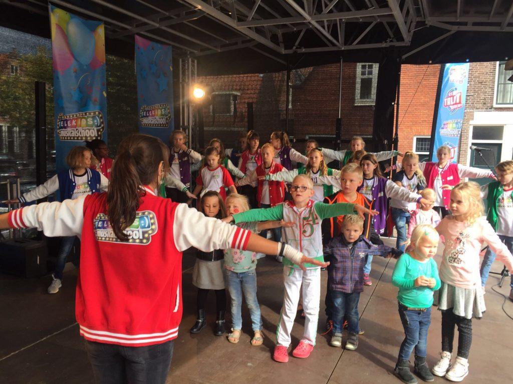 RTL Telekids Musicalschool Bier en Appelsap Festival